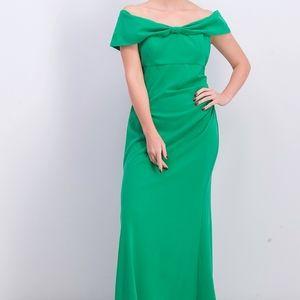 Eliza J Women's Maxi Dress, Green